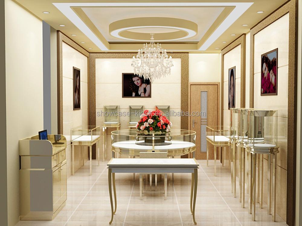 Luxury Modern Jewelry Shop Interior Design Luxury Modern Jewelry