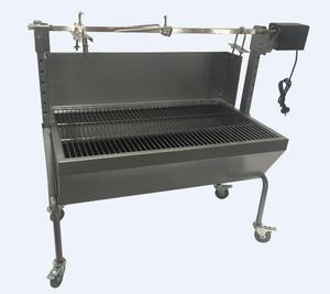 High Quality Outdoor Charcoal BBQ Rotisserie Grill Roaster