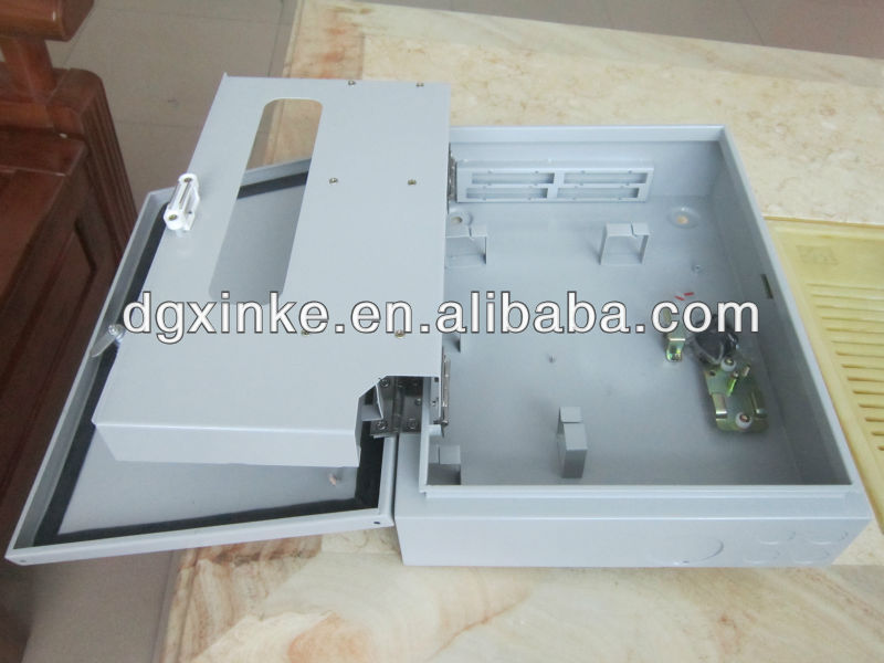 high quality galvanized sheet metal fabricating electrical box enclosure