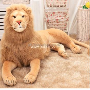 Huge Stuffed Lion 110cm Lion Toy 140cm Plush Lion Buy Huge