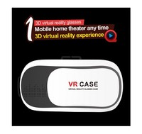 2016 good price video virtual reality glasses portable vr 3d glasses