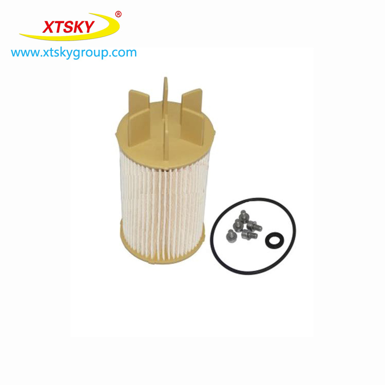 fuel filter 16403-4kv0a for nissan navara np300 d23