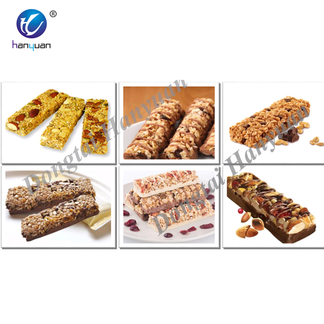 Automatic Protein Bars Sport Energy Machine Best Price High Quality