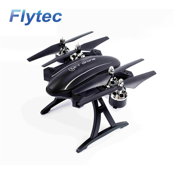 (Ship from US) Flytec T22 Big Drone Foldable RC Quadcopter 3D Flip Toys With Altitude Hold