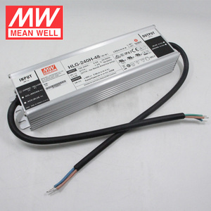 Mean Well 7 Years Warranty Power Supply HLG-240H-48A IP65 Waterproof LED Driver 48V 5A
