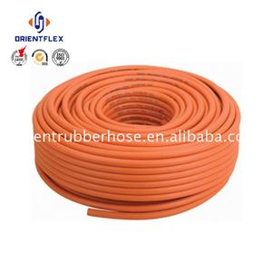 Cheap bending no toxic gas rubber barbecue propane hose for sale