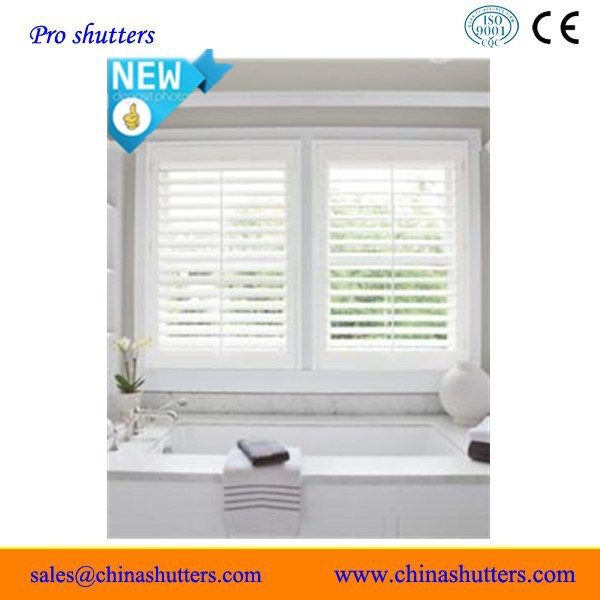 "cheap ""34"""" x 36"""" plantation Security Shutters - 60 mm"""