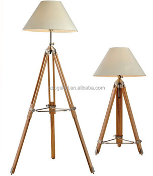 Modern Wooden Floor Lamp Tripod Stand Lamp For Sale Buy Modern Wooden Floor Lamp Wooden Standing Lamp Floor Stand Magnifier Lamp Product On
