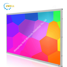 "TV monitors advertisement use 30 pins LVDS 27 "" inches TFT color LCD screen panel module"