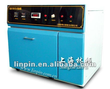 China LINPIN Economic Bench Top Xenon Lamp Aging Test Chamber for Lad Use