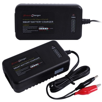 168v 35a Smart Li Ion Battery Charger Best Charging Golf Cart Rc