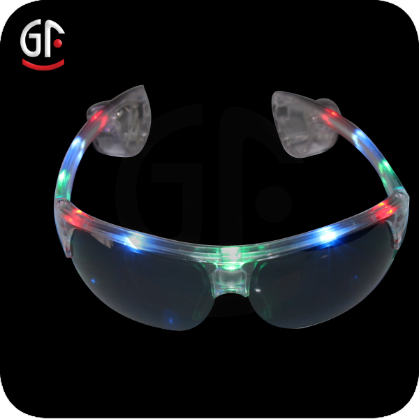 New Year Gifts Advertising Carnival Glow Party Glasses For Little Boy