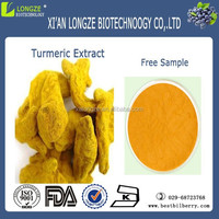 ISO & kosher china supplier turmeric roots powder specification