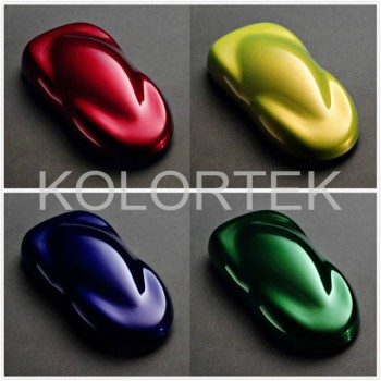 Kolortek Custom Car Dipping Pearls Spray Auto Paint Colors