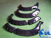 Hot sale plastic fender flares for TOYOTA VIGO 2012-2014