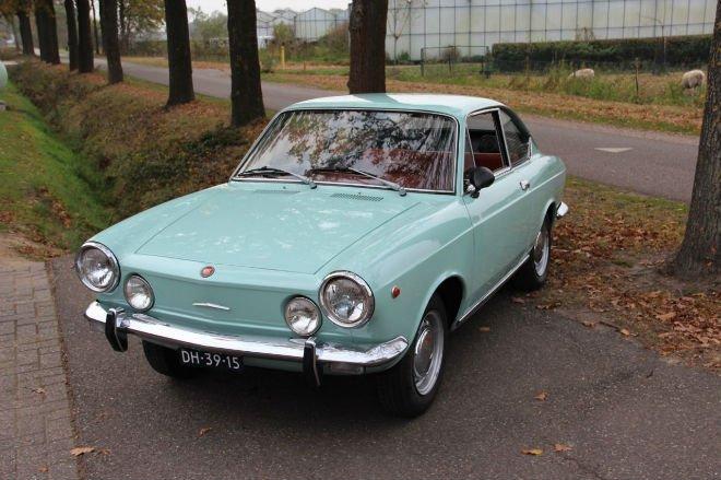 Fiat 850 coupe sport coches de segunda mano identificaci n del producto 123045620 spanish - Fiat 850 coupe sport a vendre ...