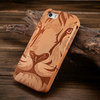 bamboo case for iphone 5 for iphone 5 custom case for iphone 5 color back cover