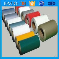 steel coil color coating line zinc steel roofing sheets weight color coated galvanized steel sheet
