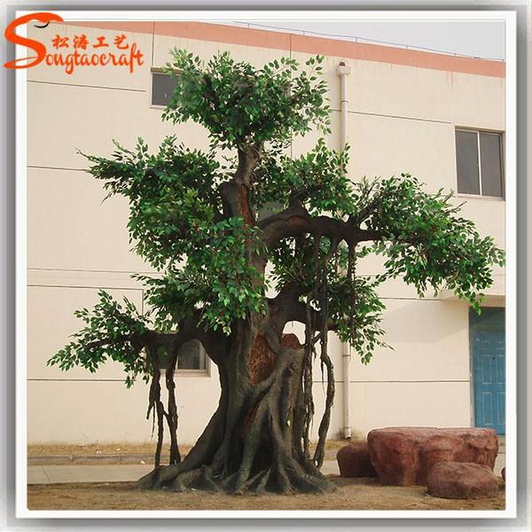 Alibaba chine grande plein air r aliste artificielle grande d coration souche d 39 arbre pour - Souche d arbre decorative ...