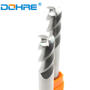 Carbide 45 Degree Milling Cutter For Aluminum Cutting Tools Manufacturer