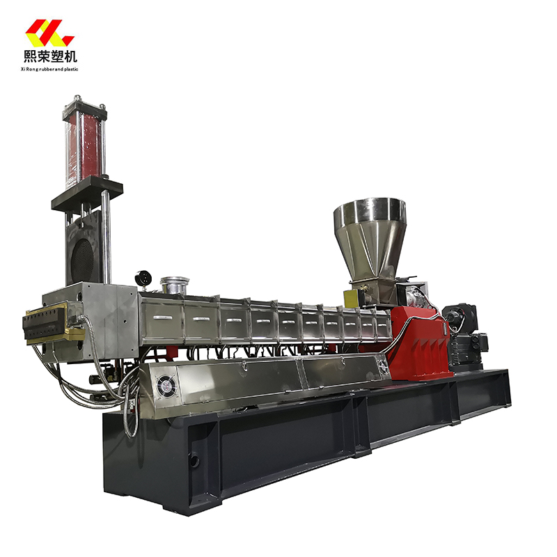 Plastic Korrel Machine plastic pellet making machine plastic extruder