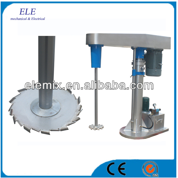 EBF Industrial high speed dissolver
