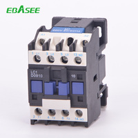 LC1 D50 50 amp one normal open and close contact AC Contactor