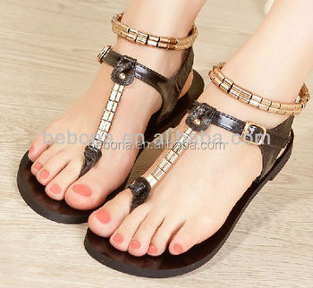 224cb32a32bf Women New Style Flat Sandals - Buy New Mens Sandals Styles ...