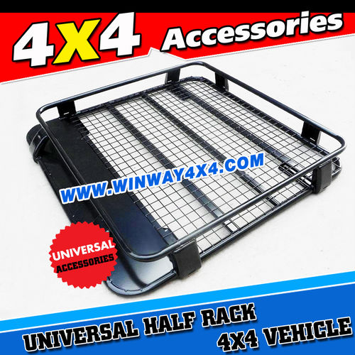 HEAVY DUTY ROOF RACK FOR HILUX VIGO TRITON L200