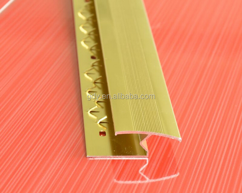 High Quality Carpet Tack Strip Accessories Aluminum Alloy