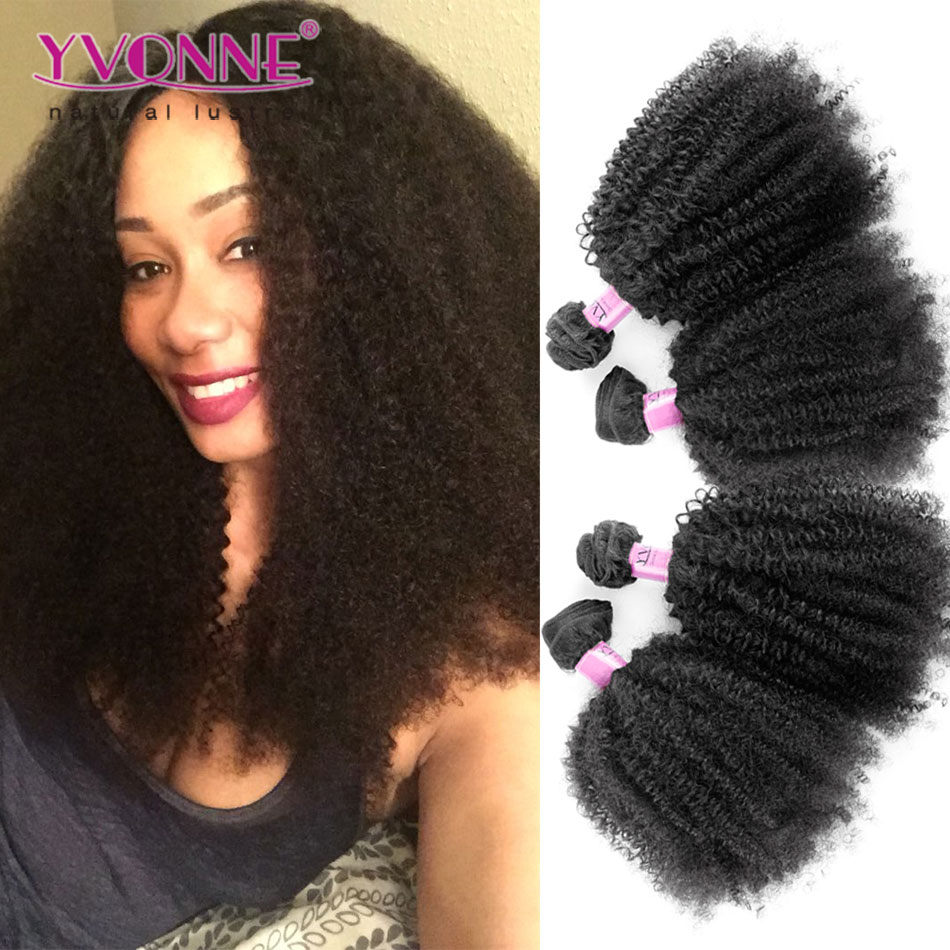 China Alibaba Private Label Yvonne Hair Grade 5a Afro Kinky Curly