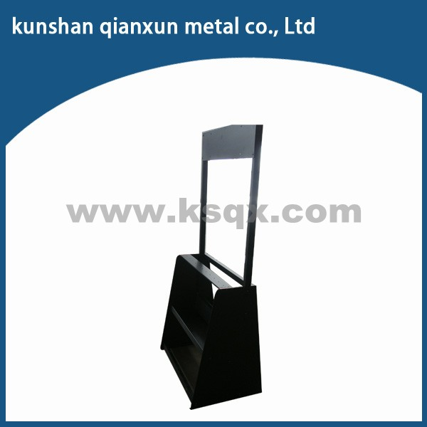 Sand blasted mechanical parts metal component manufacturing factory