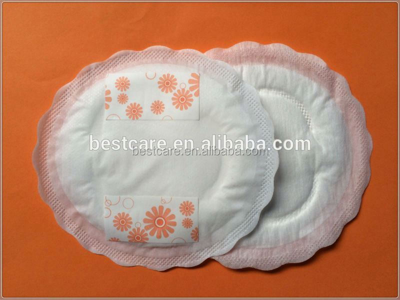 any logo absorbent breast pad easy to use wholesale market nursing pad made in china wholesale