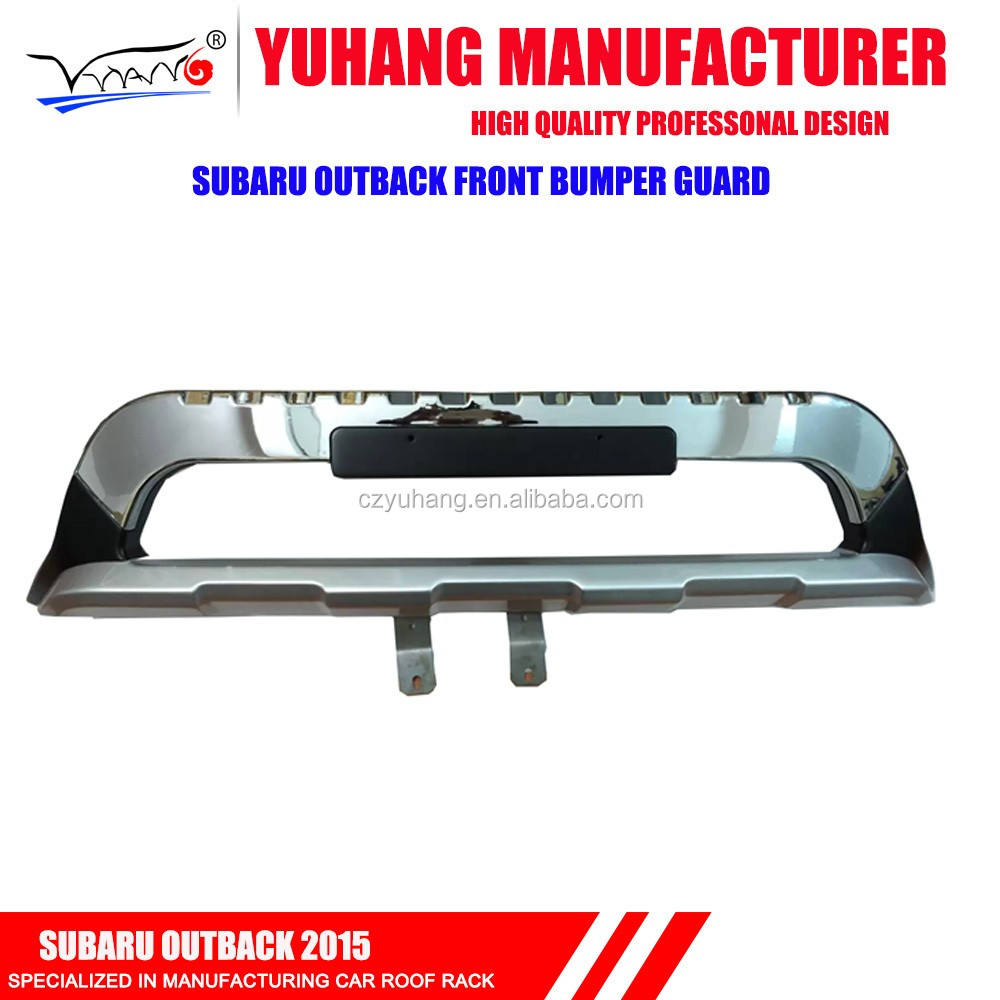 SUBAR OUTBACK 2015 NEW FRONG BUMPER GUARD