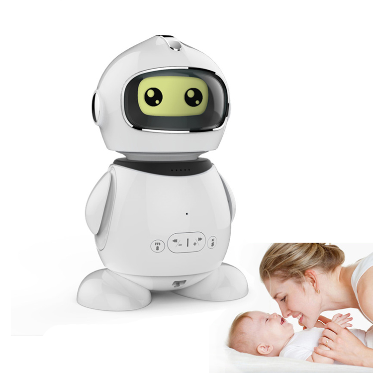 Shenzhen Intelligent Kids Learning Robot Accompany for Children Robotic Educational Kit