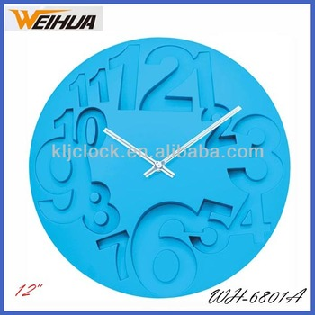 Different Types Of Clocks New Design Patented Wall Clock