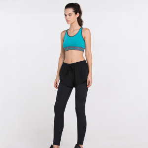 2018 Hot Sale Custom Ladies Fitness Wear Sexy Yoga Sports Durable Quick Dry Wear