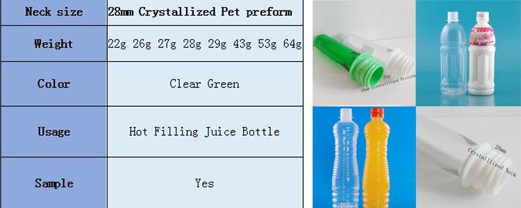 30mm Neck Size Mineral Water Bottle 43g 2 Liter Pet Preform - Buy Pet  Preform 43g,Mineral Water Bottle,2 Liter Pet Preform Product on Alibaba com
