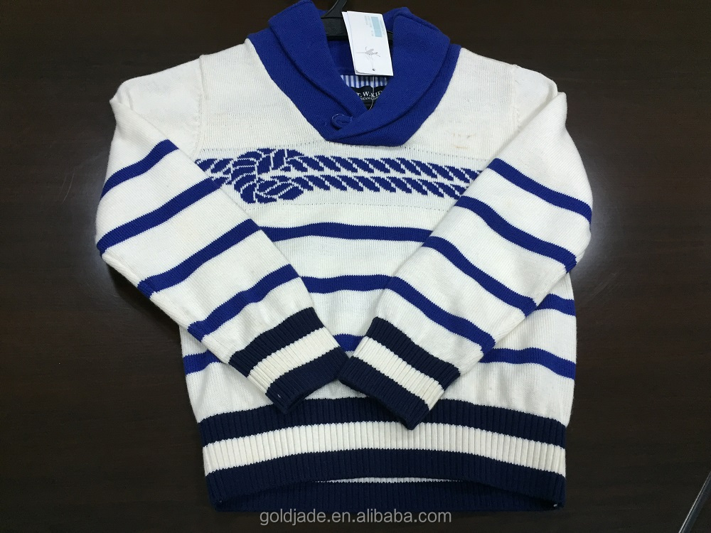 Kids Knitted Childrens School Uniform,Girls &Boys sweater cardigan