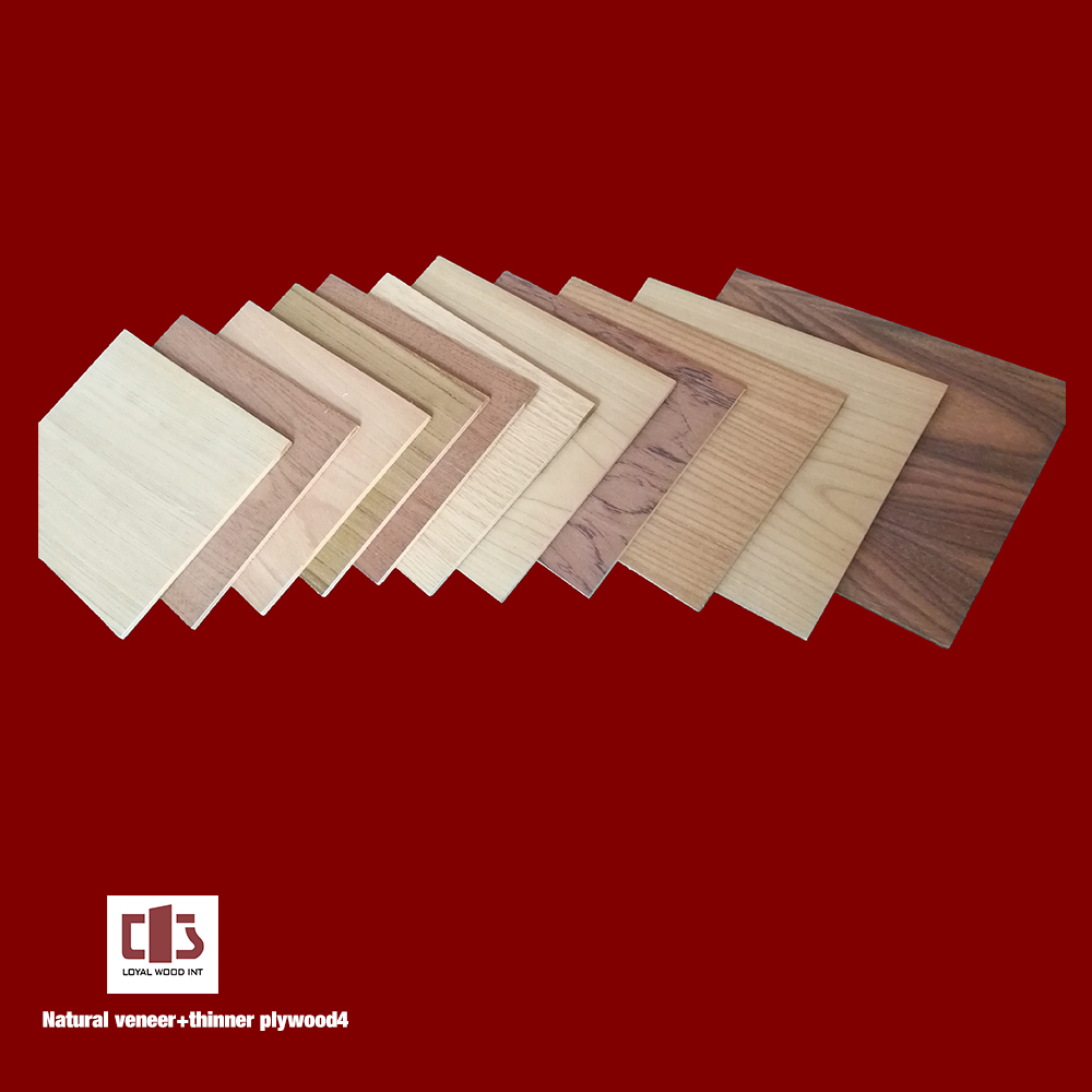 Alibaba manufacturing inch thick plywood natural quarter cut veneer fancy panel