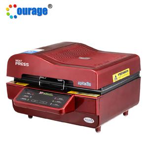 Phone Case 3D Dye Sublimation Vacuum Small Heat Press Machine ST-3042