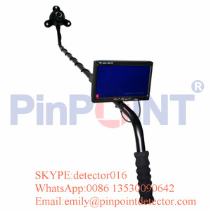Under Car bomb detector, Car Security Cameras Systems under vehicle monitoring camera