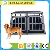 Professional Manufacturer Aluminum Dog Kennel For Car Made In China