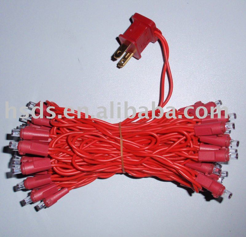 China red wire christmas lights wholesale 🇨🇳 - Alibaba