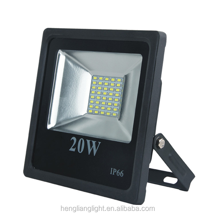 aluminum alloy black color flood light covers led outdoor purple color flood light case