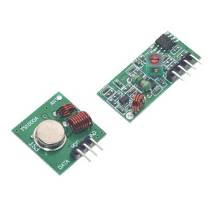 Hot selling 433Mhz RF transmitter and receiver Module link kit /ARM/MCU WL 315MHZ/433MHZ wireless