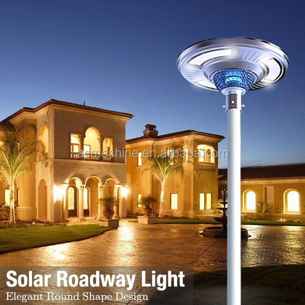 China online shopping remote control garden light led street residenstial led high mast light