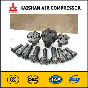 Kaishan drilling rig low pressure diamond core drill bit for hard rock