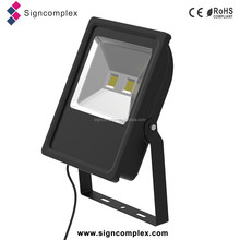 2016 Newest Super Slim High Lumen efficiency 100LM/W LED Floodlight 100W with CE ROHS UL and 3 years warranty