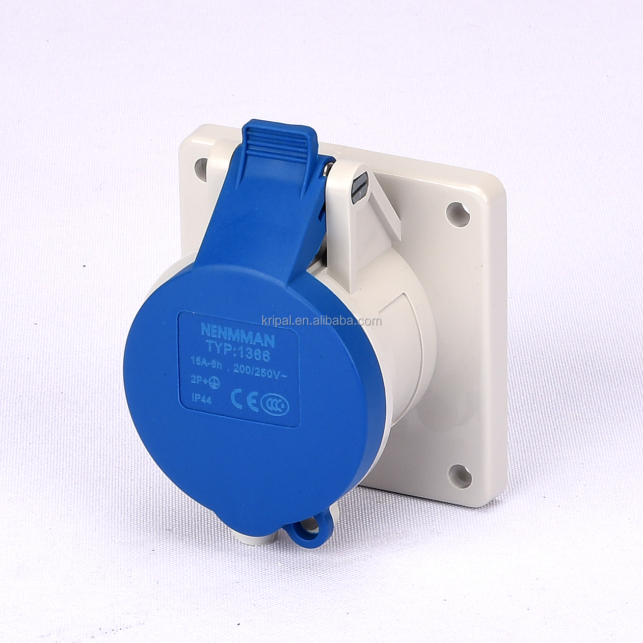 with Lock Security Box for CEE Sockets Waterproof